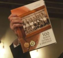 100 rokov futbalu v Prievidzi