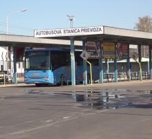 Autobusova stanica Prievidza