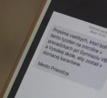 Falosna SMS