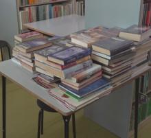 Knihy v karantene