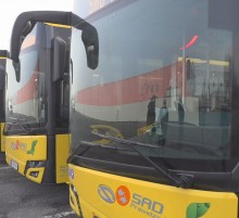 Nove autobusi SAD Prievidza as