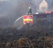 Platí čas zvýšeného nebezpečenstva vzniku požiaru
