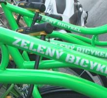 Zeleny bicykel 2020