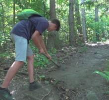 brigada trail
