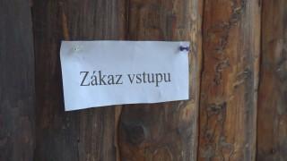 zakaz vstupu